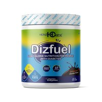 HealthOxide Dizfuel 200gm Chocolate Flavor