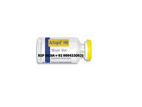 Actrapid Hm  Injection