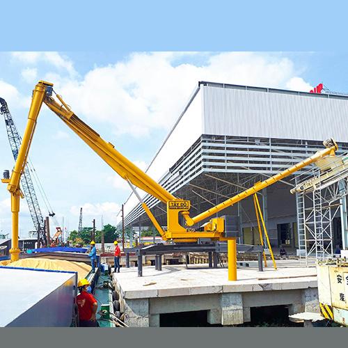 Ship Unloader System