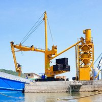 Ship Unloader System Cement