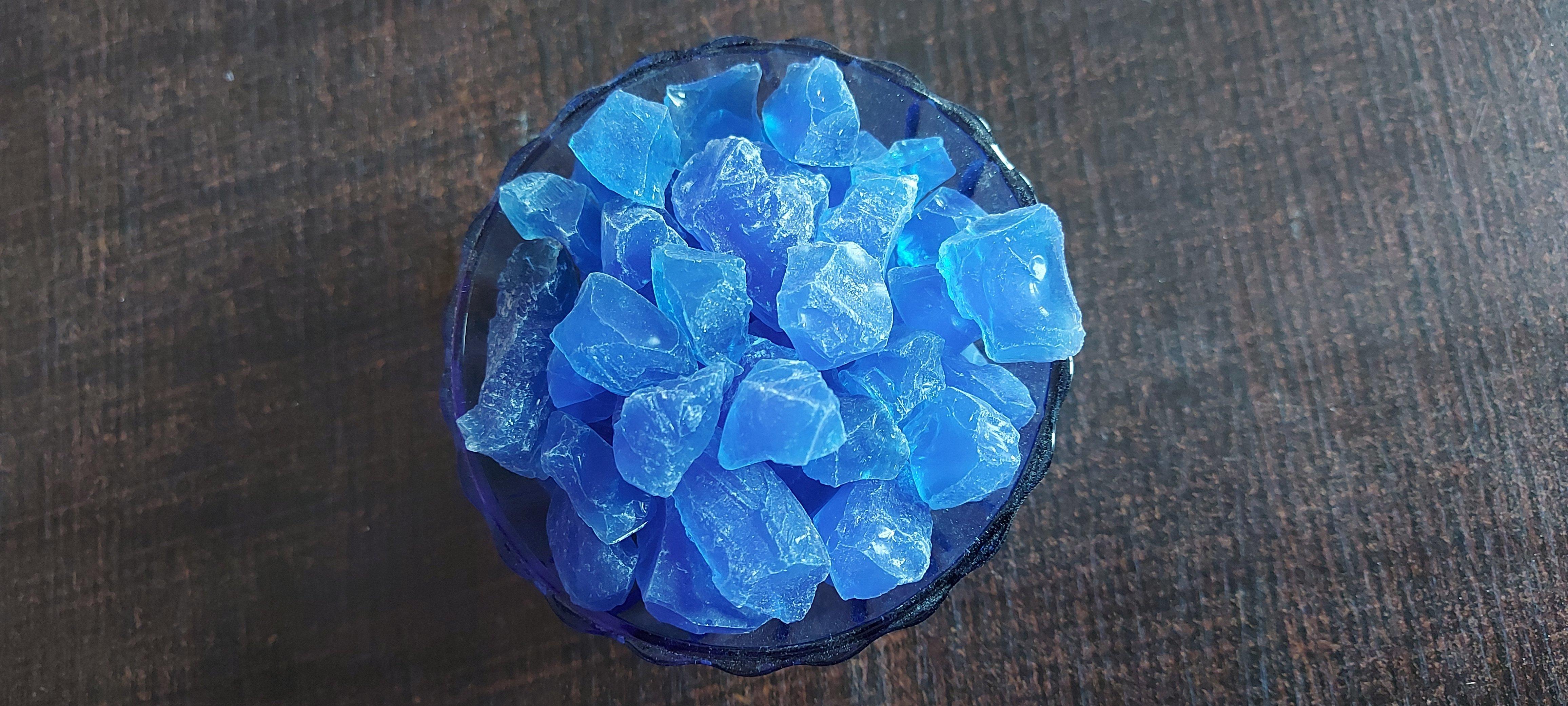 Blue Indicating Silica Gel