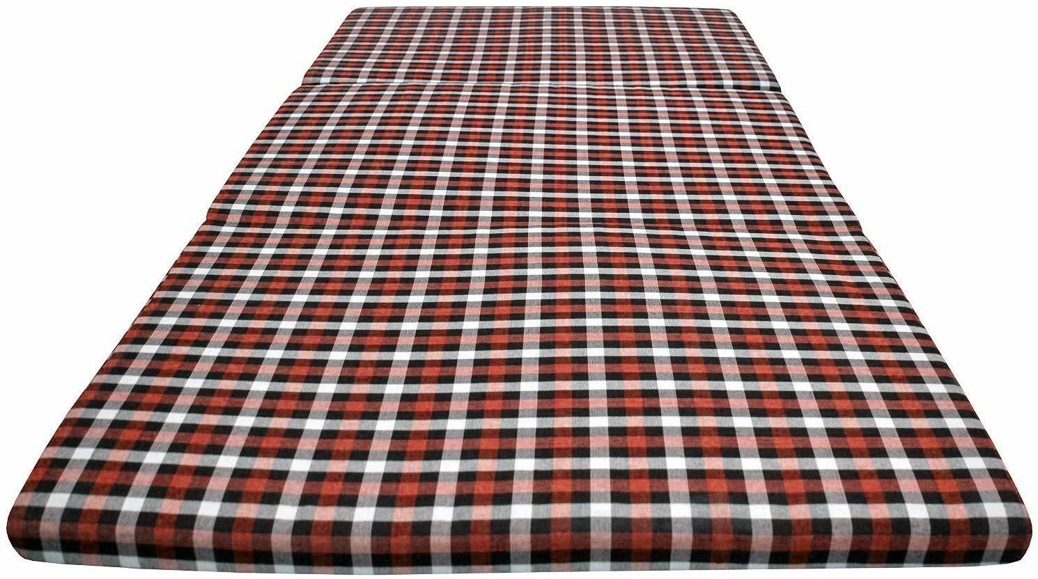 Satcap India 3 fold folding mattress (72