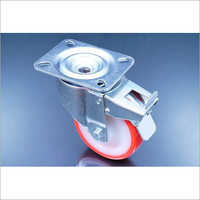 Light Duty Caster with Brake