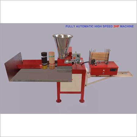 Agarbatti Making High Speed Machine