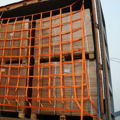 Cargo Container Safety Net