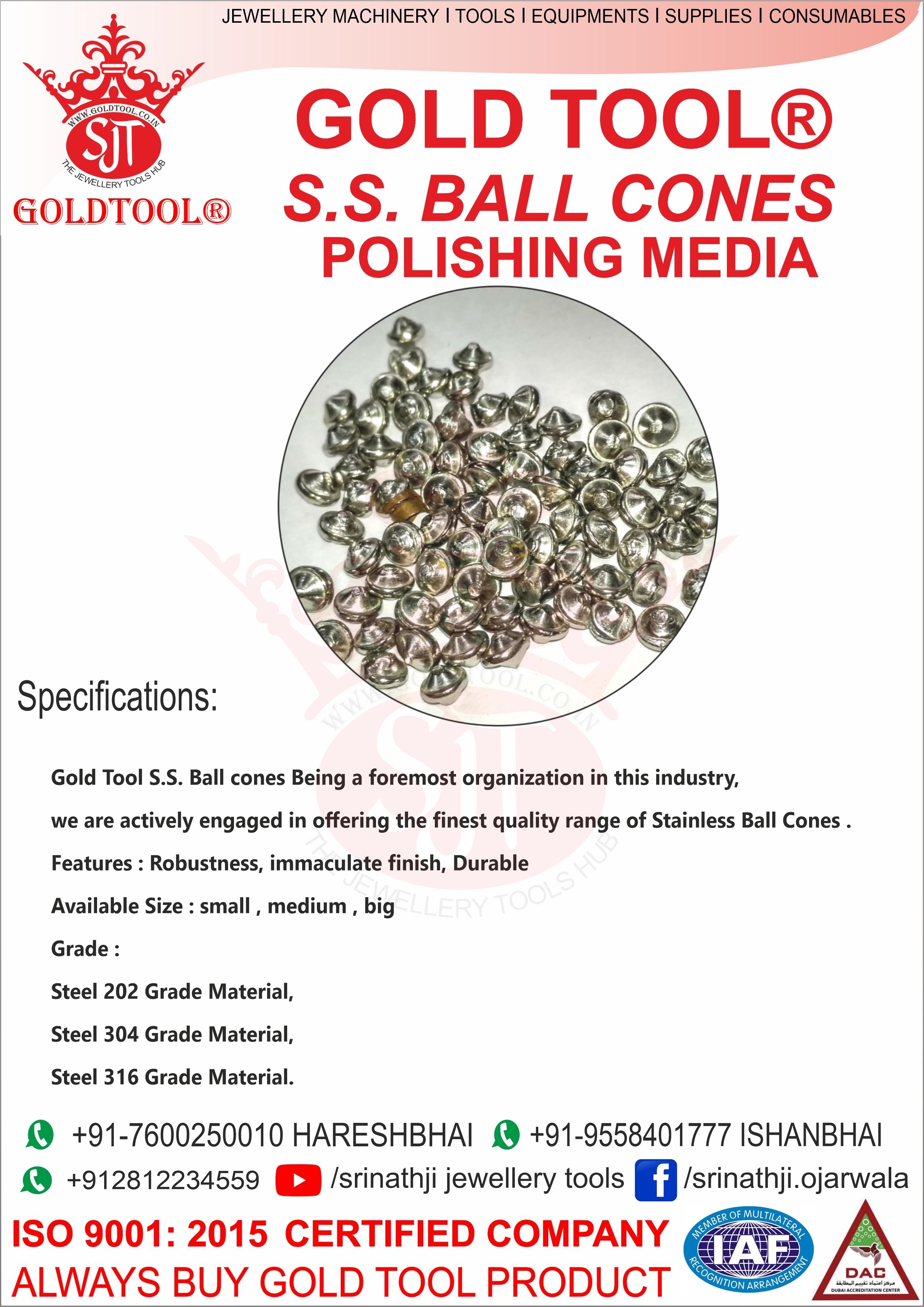 Gold Tool Jewellery Vibrator Polishing Finisher Drum Machine