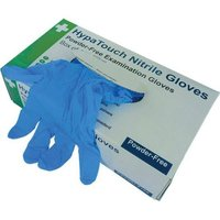 Nitrile Rubber Surgical Gloves