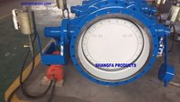 Counter Weight Butterfly Check Valve