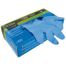 Medical Nitrile Examination Gloves