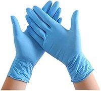 Medical Goggles and Nitrile Medical Gloves
