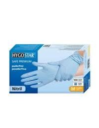 Full Finger Nitrile Gloves