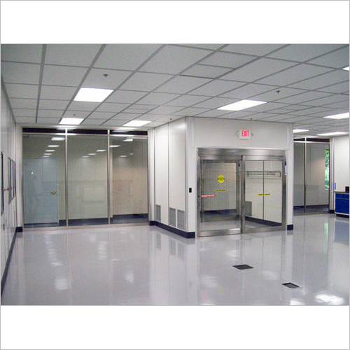 Clean Room With Negative Pressure