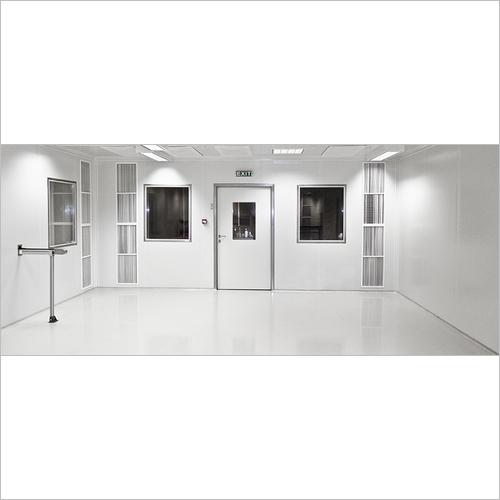BSL III Clean Room