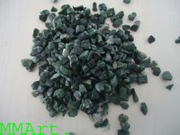 Green Marble Chips