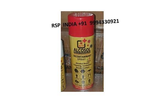 Alcosol Decontaminant Spray