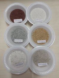Indian manufacturer supply & exporter terrazzo crushed wash pea gravel marble chipping