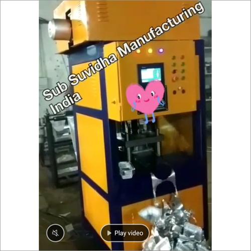Aluminium Container Making Machine