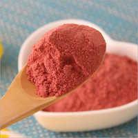 Cranberry Flavour Powder