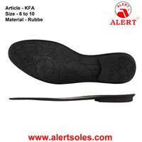 Rubber Formal Shoe Sole For Men
