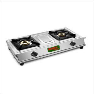 Double Burner Gas Stove