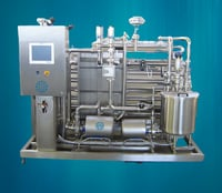 Milk Process Pasteurization