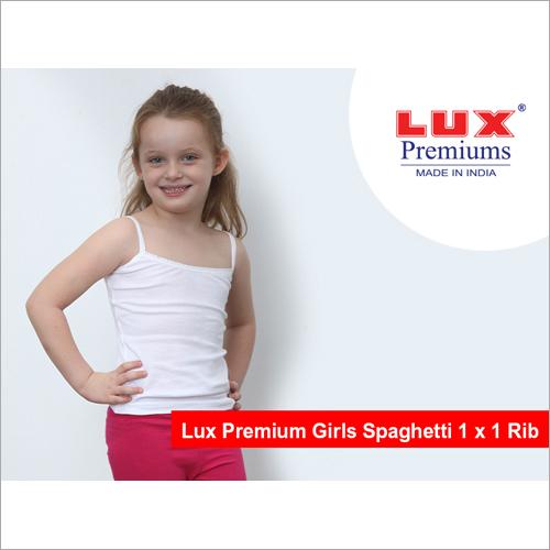 Lux Premium Girls Spaghetti
