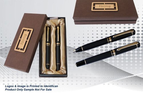 Customized Metal Body Pen Set