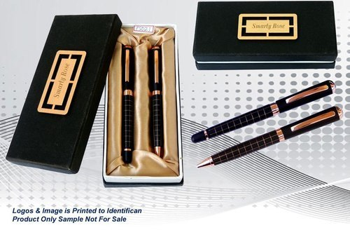 Metal Body Pen Set