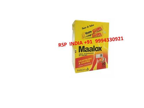 Maalox Oral Suspension