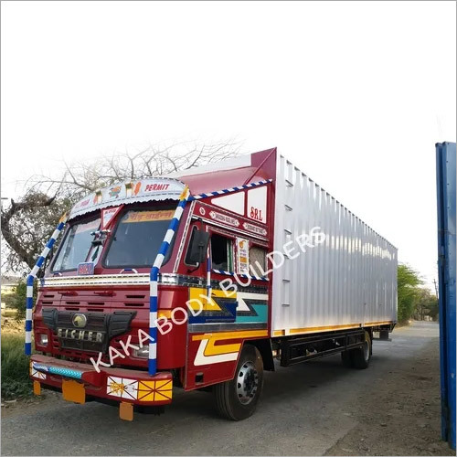 Eicher Truck Conatainer Body