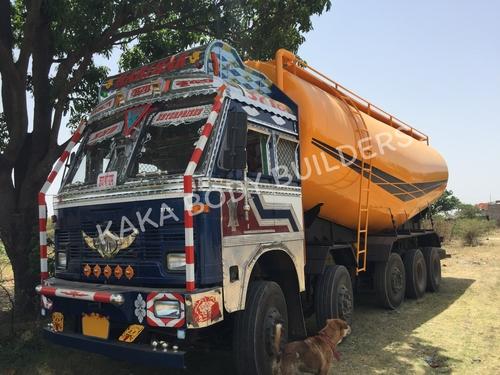 Truck Cabin