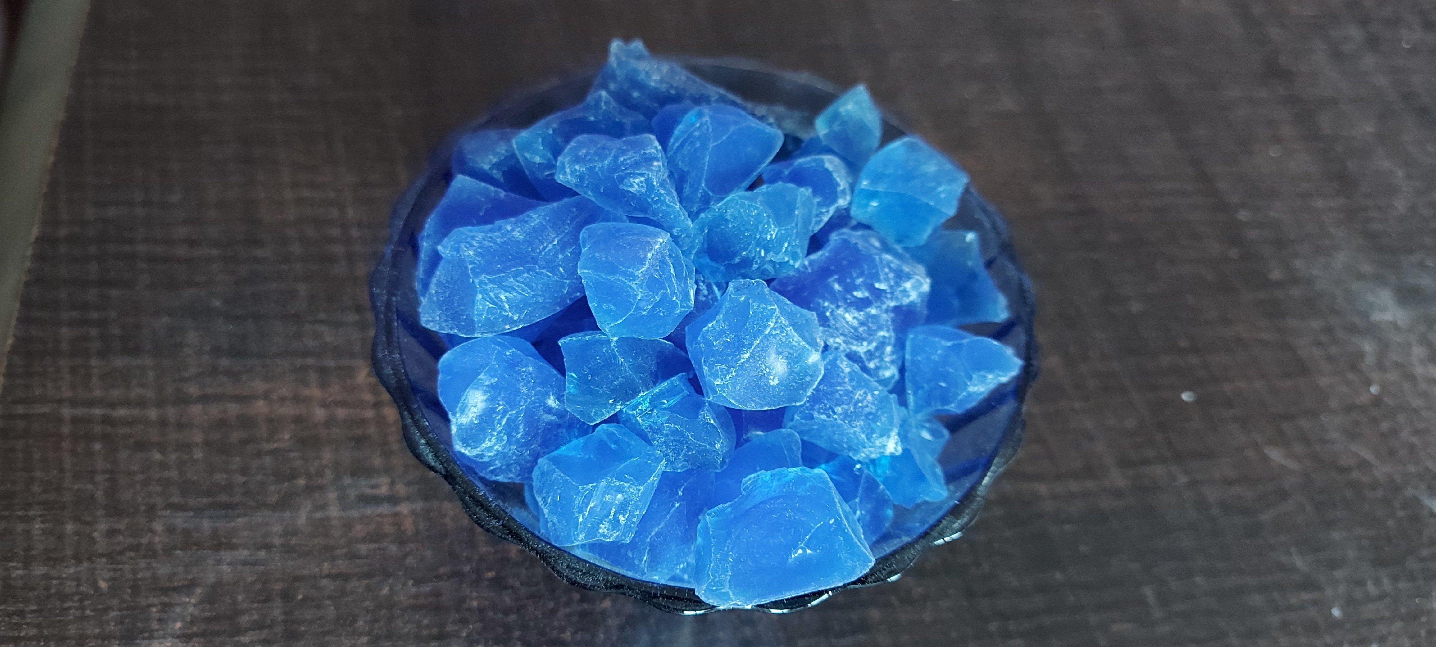 Blue Silica Gel 9-16 Mesh