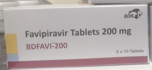 Bdfavi 200mg Tablet