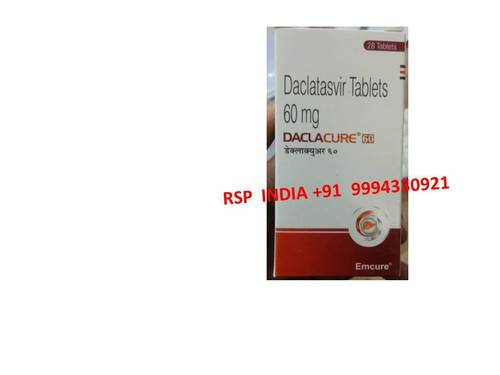 Daclacure 60mg Tablets