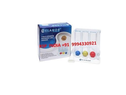 Elanor 3 Balls Spirometer