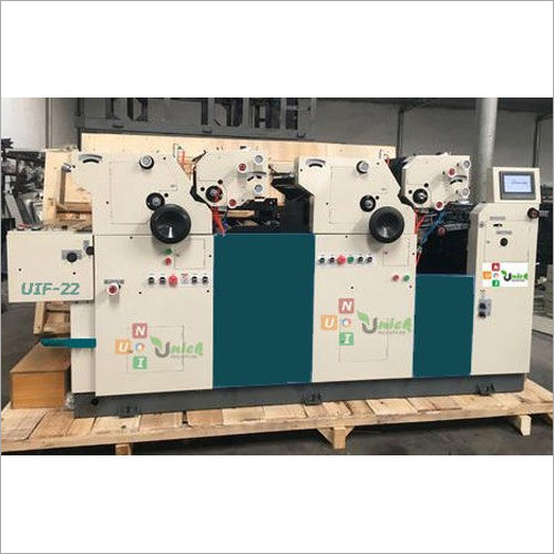 Heavy Duty Multicolor Bag Printing Machine