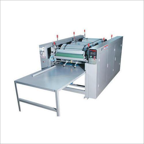 Non Woven U Cut Bag Printing Machine