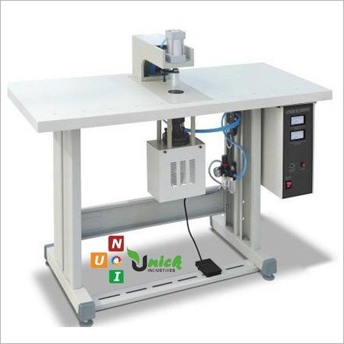 High Speed Mask Making Machine