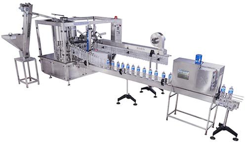 Bottle Line Machine