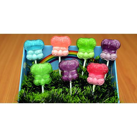 Bear Lollipop
