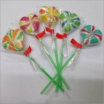 Varieties Lollipop Heart Candy