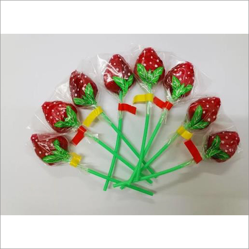 Varieties Lollipop Strawberry Candy