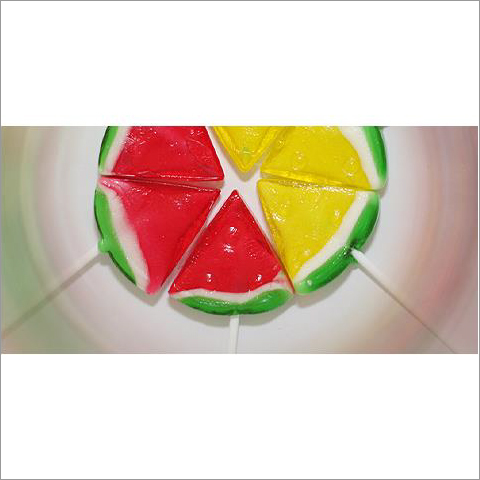 Water Melon Lollipop