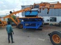 Rotating Truck Tippler