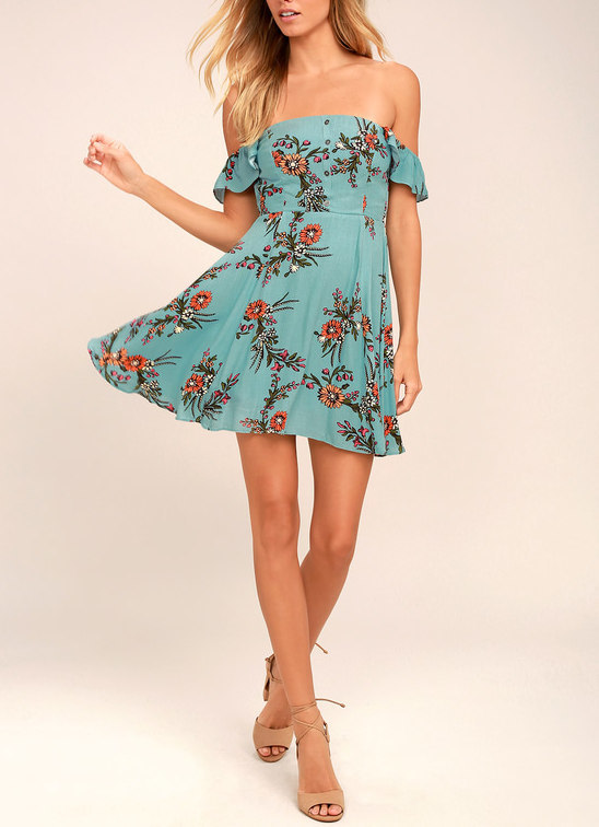 Best Quality A line dress for girl