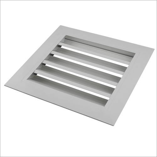 Outdoor Air Louvers