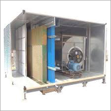 Air Washer Vertical Unit