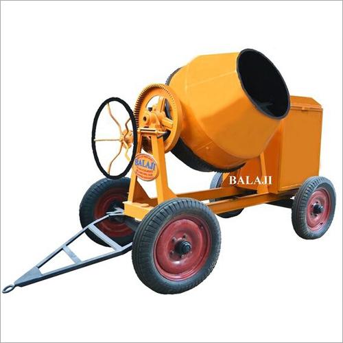 10/7 CFT Concrete Mixer