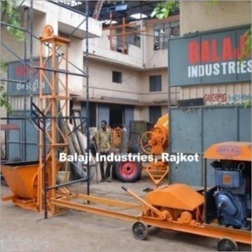 Construction Builder Hoist