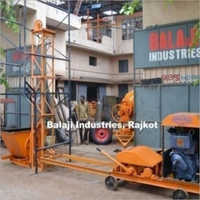 Construction Builder Hoist